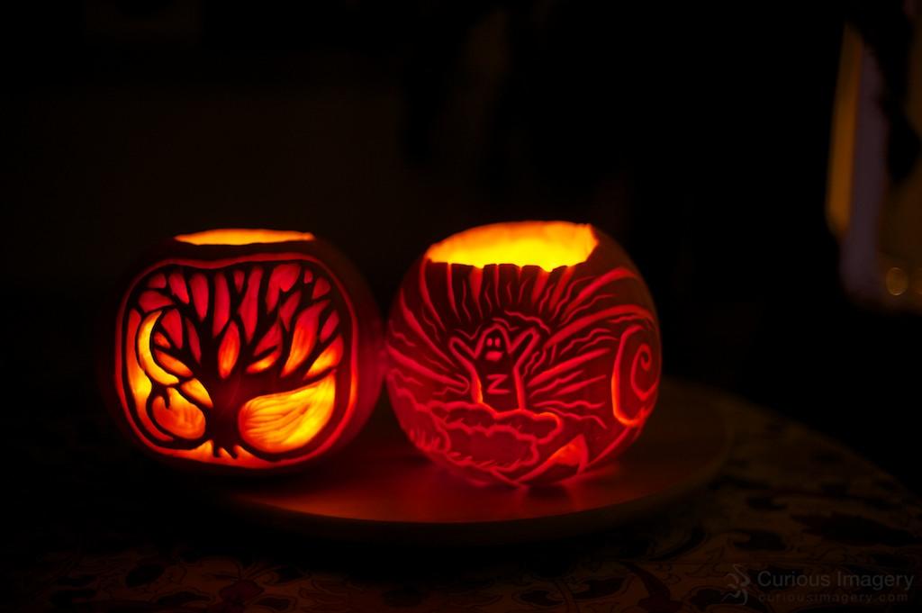 Pumpkin carving sm